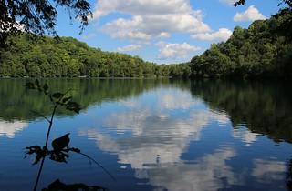 ROUND LAKE REFLECTION
