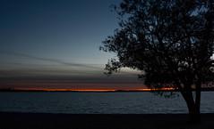 Westboro Beach with Sunset Glow : September 25, 2016 (jpeltzer) Tags: ottawa sunset westboro westborobeach ottawariver