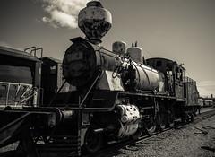 1163 (Jori Samonen) Tags: 1163 finnish vr class tk3 280 light freight locomotive 1949 frichs denmark pasila helsinki finland sony ilce3000 e 1855mm f3556 oss sonyilce3000 e1855mmf3556oss