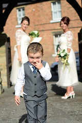 I'm Watching you (gary.tootle17) Tags: suite watching cheeky focus pageboy wedding d3300 35mm nikon