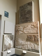 Day 6, Assyrian Wing at British Museum, London (blacktryst) Tags: uk london british museum assyrian
