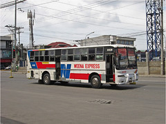 Weena Express 6428 (Monkey D. Luffy 2) Tags: nissan diesel mindanao bus photography philbes philippine philippines enthusiasts society