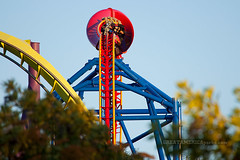 SUPERMAN Ultimate Flight (ezeiza) Tags: california ca ultimate steel flight kingdom flags superman roller rides rollercoaster sixflags six discovery coaster vallejo medusa premier bolliger supermanultimateflight mabillard sixflagsdiscoverykingdom discoverykingdom steelrollercoaster premierrides