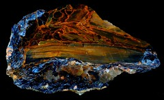Pietersite slab (Wood's Stoneworks and Photo Factory) Tags: pietersite