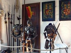 Museum in der Burg Bentheim (muensterland) Tags: castle schloss burg mnsterland badbentheim bentheim muensterland burgbentheim