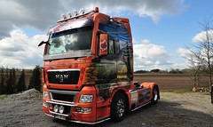 D - Günter Pille >Indian Summer< MAN TGX XXL 3 (BonsaiTruck) Tags: summer man indian camion trucks xxl v8 günter lorries lkw dinklage pille lohne tgx