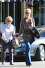 Katherine Heigl meets her mother