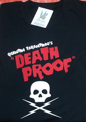 Remera Death Proof - Tarantino (Lady Krizia) Tags: death tshirt cine movies proof vinilo quentin tarantino remera wilwarin remeras estampado termoestampado