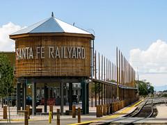 IMG_3301 (James C Sheng) Tags: newmexico santafe train depot railrunner