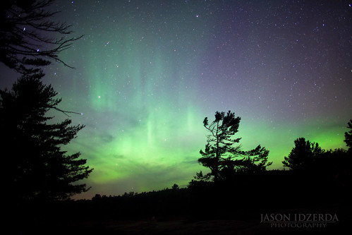 Dancing Light of the Auroras / Jason Idzerda