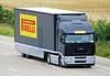 Iveco H6016 (gylesnikki) Tags: black truck f1 formulaone artic pirelli