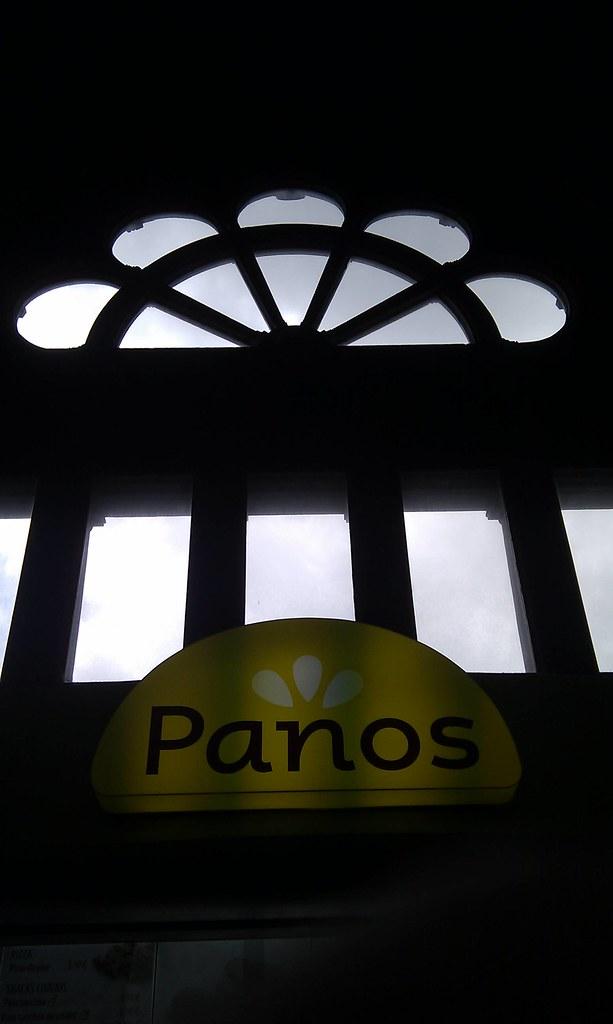 Panos, Tournai station