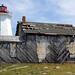 DSC01299 - Cape Roseway Lighthouse & Foghorn Building