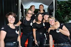Staff & Backstage dimanche 05 août 2012