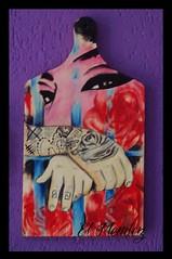 Lembranas daquele olhar... (El Mendez) Tags: love gang mexican cholo