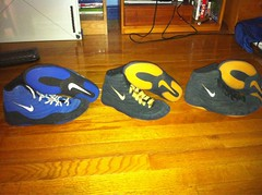 Inflicts!!!! (zackmur12) Tags: blue red black shoes 1996 want size og list adidas combat nationals fargo 65 speeds greco wrestlingshoe grecos grecosupreme combatants takedowns nikewrestling rulons protactic inflicts nikegrecos adizeros