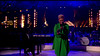 .Emeli Sande performs at the ' Olympic Closing Ceremony ' Shown on BBC1 HD England
