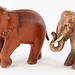 142. Carved Elephants