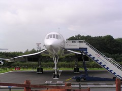 Concorde (MJ_100) Tags: man plane airplane manchester airport aircraft aviation aeroplane concorde british ba airways airliner bac supersonic ringway aerospatiale