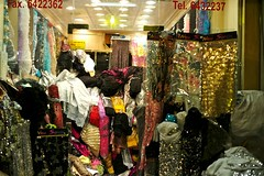 Night Photography: A textile store in Souq Al Jamie', Mazloum. Jeddah Historic District. (talalbakr25) Tags: leica nightphotography jeddah souq jiddah