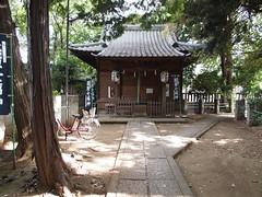 荏原七福神のうち大国天 (がじゅ) Tags: 散歩 七福神 寺社 西小山 epl2