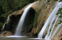 Turner Falls Davis, Oklahoma (Brian Neary) Tags: park oklahoma angel photoshop canon foot 1 waterfall long brian 4 wide exposer falls burn filter ii 7d nd second dodge l 17 40 neary mm davis turner 77 f4 580ex cs5