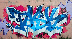 TASK (IRock Styles) Tags: blue light wild color dark ma tmc photography graffiti photo yahoo google montana flickr die purple cyan ct style august images revenge bubble pros mtn fade springfield graff outline clan bi 42 ask 2012 task mdk abys ironlak