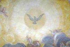 Bernini, Holy Spirit, Cornaro Chapel, Santa Maria della Vittoria