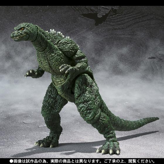 S.H.Monster Arts ゴジラジュニア 哥斯拉少年版本