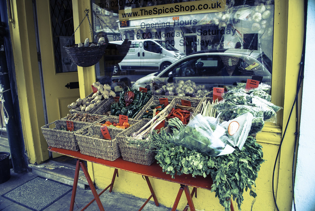 The Spice Shop Portobello by lilivanili, on Flickr