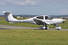 G-OCCU (QSY on-route) Tags: caernarfon egck goccu 26082012
