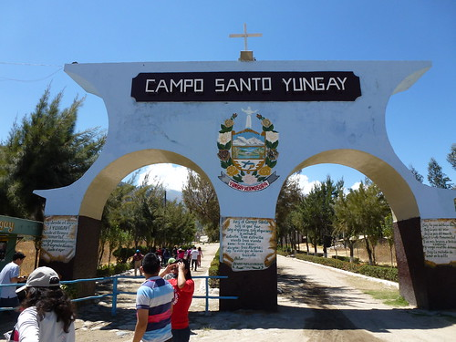 Yungay memorial