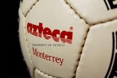 TANGO AZTECA MONTERREY FIFA OFFICIAL 1986 ADIDAS MATCH BALL 04 (ykyeco) Tags: ball football official fussball top fifa soccer ballon tango match bola adidas 1986 monterrey pelota palla balon pallone  azteca   omb   spielball