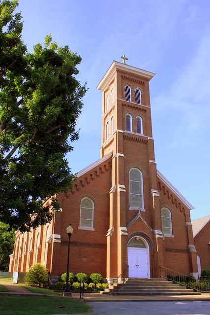 Sacred Heart of Jesus Church - Loretto, TN