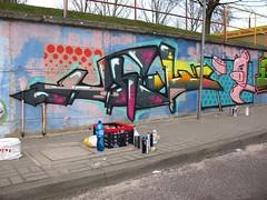 (walkerowski) Tags: painting pig cans zg peppa gra zielona