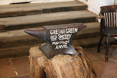 IMG_7924 (Patrick Williot) Tags: gretna green blacksmith forge wedding mariage ecosse scotland