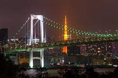 DSC_3308 (mkk3a) Tags: japonia odaiba rainbowbridge tokio tokyo