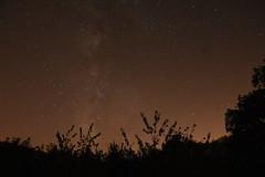 Voie lacte. Une nuit d't... (Osey05) Tags: saint maximin la saintebaume nuit etoile voie lacte sombre nature ciel