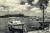 Harbor mood (Paweł Szczepański) Tags: burgas bulgaria bg sonyflickraward dockbay