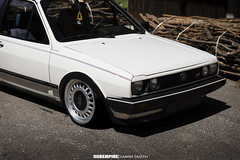 f20966848 (Sammjoey Photography) Tags: vw volkswagen polo mk2 bagged low lowered stance fitment tuck audi a8 winters airlift suspension v2 worthersee treffen 2016