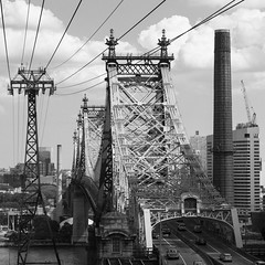 Ed Koch Queensboro Bridge (pseudonoise) Tags: manhattan newyorkcity rooseveltisland bridge queensboro edkoch