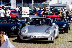 Porsche 959, 918 Spyder, Carrera GT (belgian.motorsport) Tags: porsche 959 918 spyder carrera gt oldtimer gp 2016 grand prix nurburgring nrburgring avd