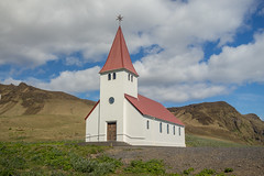 Vk  Mrdal - Vkurkirkja (sarahmonious) Tags: vk vkmrdal vik vikimyrdal vkurkirkja vikurkirkja church ringroad goldencircle route1 route1iceland iceland iceland2016 icelanding2016 traveling