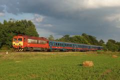 418163 Ocsa/Hungary (Gridboy56) Tags: mav m41 classm41 418 418163 hungary ocsa budapest budapestnyugati railways railroad trains train diesel locomotives locomotive lajosmizse