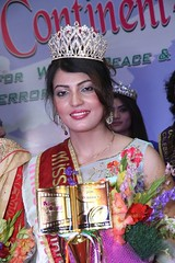 Miss Sufi Sayyed won the title- Miss India Continent-2016 (Aman_Gandhi_Film_Productions) Tags: miss india continent2016 sufi sayyed actress aman gandhi film productions beauty pageant international iran mumbai delhi crown title ramp show