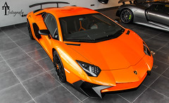 1of600 SV! (ATFotografy) Tags: aventador sv riyadh saudi arabia 1 600 di limited edition orange black carbon fiber fibre badge side rim italy made sports car exotic super luxury atfotografy photography seven lounge sevencarlounge world vehicle spoiler grill indoor intake radiator superveloce fast race worldcar exotoc extreme performance elite collector collectable color head light tail highmount glass paint white red blue green outdoor exterior angle front view canon 600d eos dslr saudiarabia middle east middleeast arab worldcars picoftheday