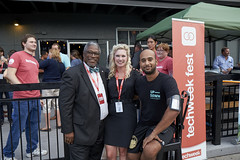 Kick-Off Party  BS0U6957 (TechweekInc) Tags: updown kc techweek event 2016 startup technology tw innovation kansas city tech fest kick off party garmin executive attendees