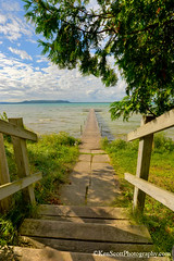 Big Glen Lake ... 'settling' into summer (Ken Scott) Tags: leelanau michigan usa 2016 september summer 45thparallel hdr kenscott kenscottphotography kenscottphotographycom freshwater greatlakes lakemichigan sbdnl sleepingbeardunenationallakeshore voted mostbeautifulplaceinamerica