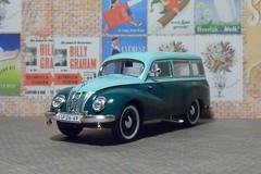 IFA F9 Kombi 1953 (4) (dougie.d) Tags: ddr gdr ifa f9 kombi estate estatecar stationwagon dkw zwickau eisenach witebox ixo 143 scale model modelcar automodel modelauto diecast