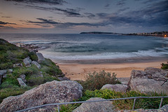 IMG_9863_HDR.jpg (Taekwondo information) Tags: canoncollective curlcurl sea beach sydney sunrise importedkeywordtags nsw